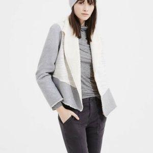 Lou & Grey Lined Jacket Size Medium NWOT